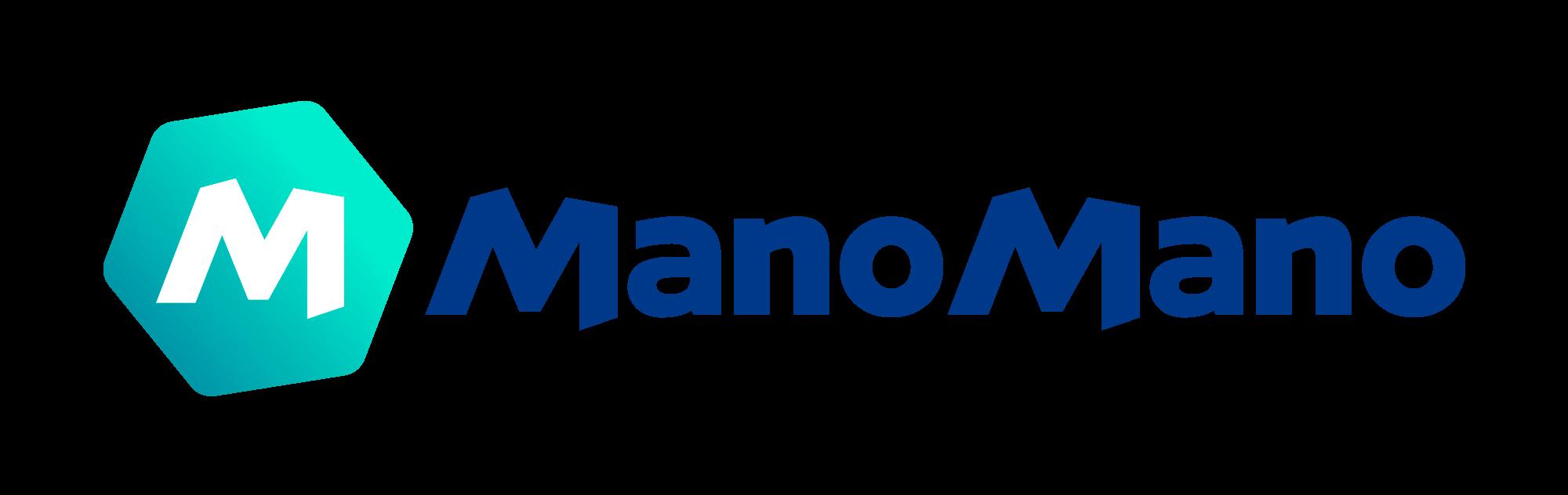 Mano Mano Logo - Mon Petit Potager
